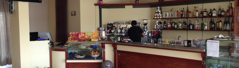 Banco bar usato in ottimo stato gab arreda rimini for Arredo bar usato