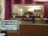 Banco bar e vetrina espositrice