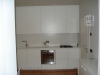 Vista frontale cucina